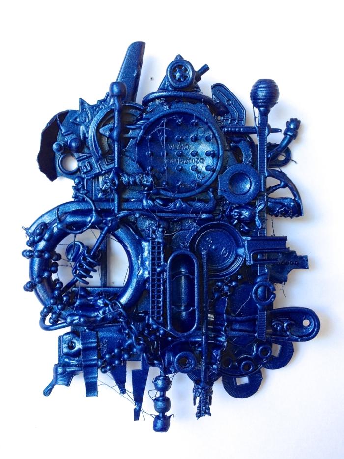 Blue Razor Mini