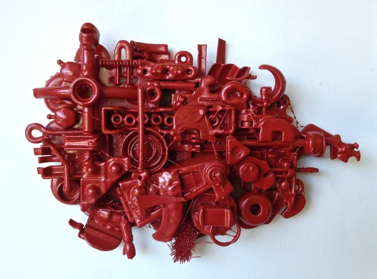 Red Elephant Gun